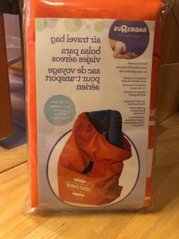Babies R Us Air Travel Bag Gear Check for Car Seats Booster