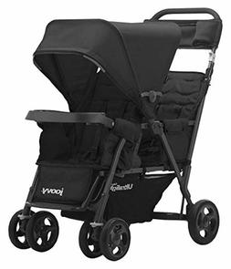 JOOVY Caboose Too Ultralight Graphite Stand-On Tandem Stroll