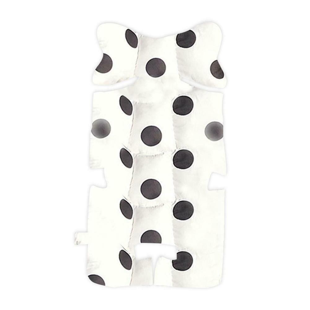 1 / 2 BABY LINER CAR PAD UNIVERSAL SEAT DIMPLE INSERT