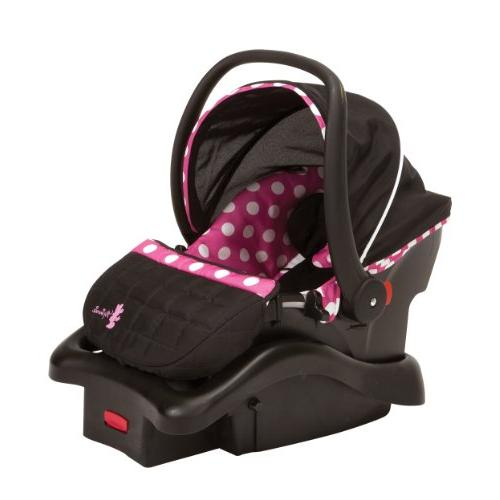 Disney Minnie Mouse Light Luxe Infant Car Seat