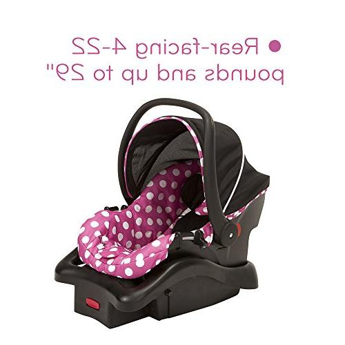 Disney Baby Minnie Mouse Light Luxe Infant