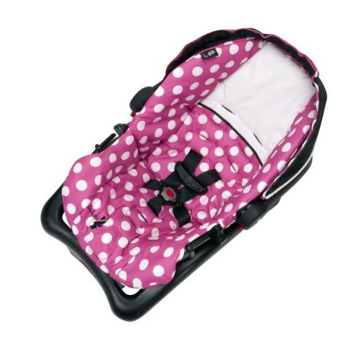Disney Light 'n Comfy Luxe Infant Seat