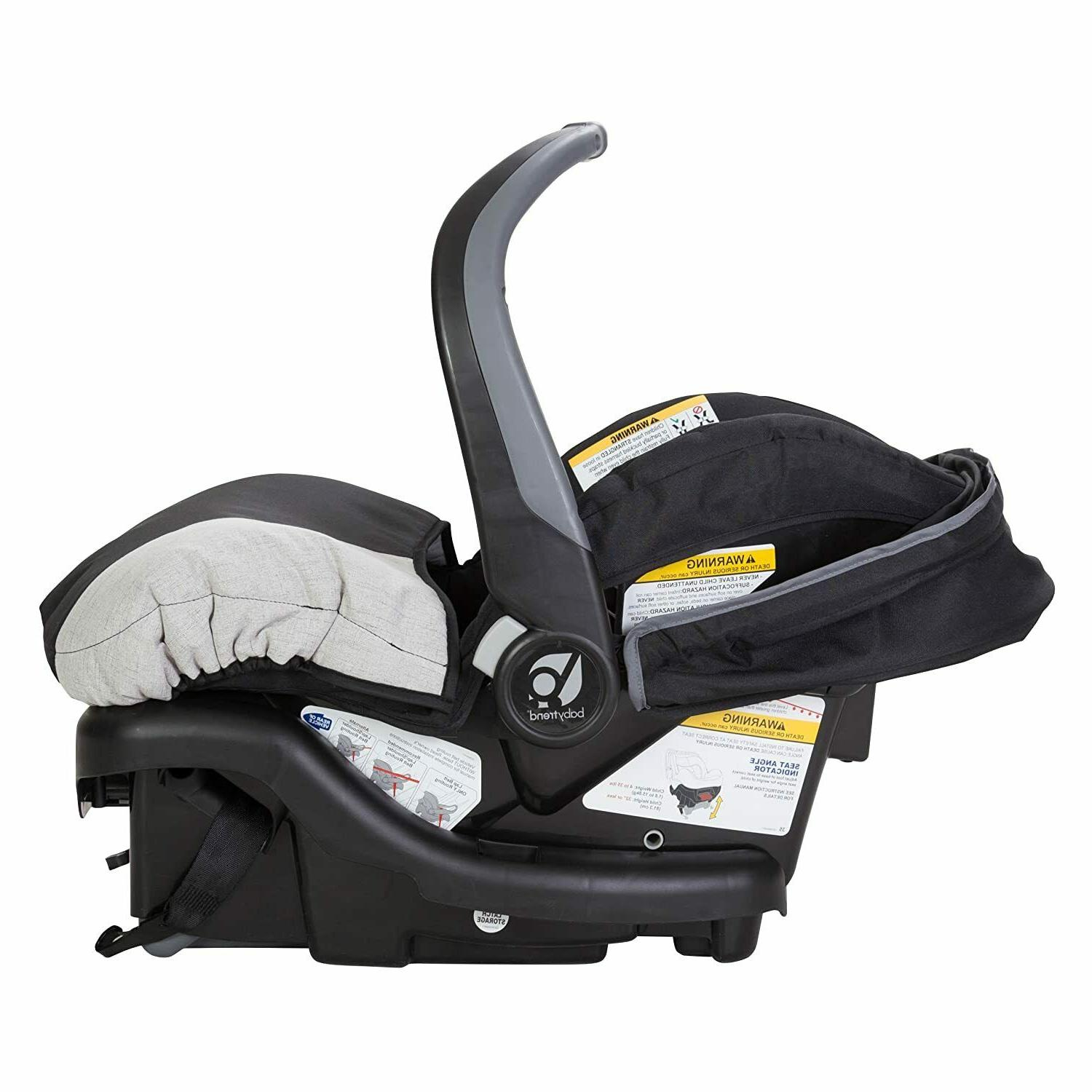 Baby 35 Infant Car Seat Travel System, Fashion NEW