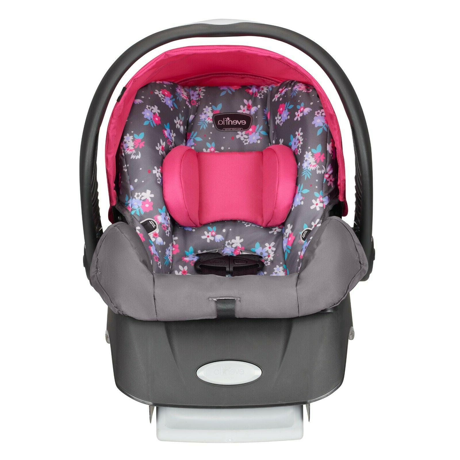 Baby Seat Comfort Lightweight On the Go Pink