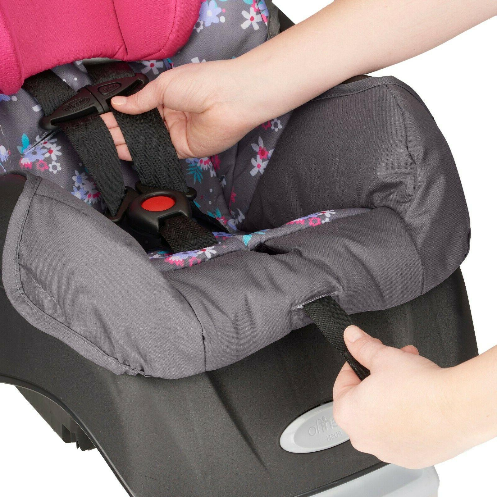 Baby Infant Seat Travel Support Comfort Go