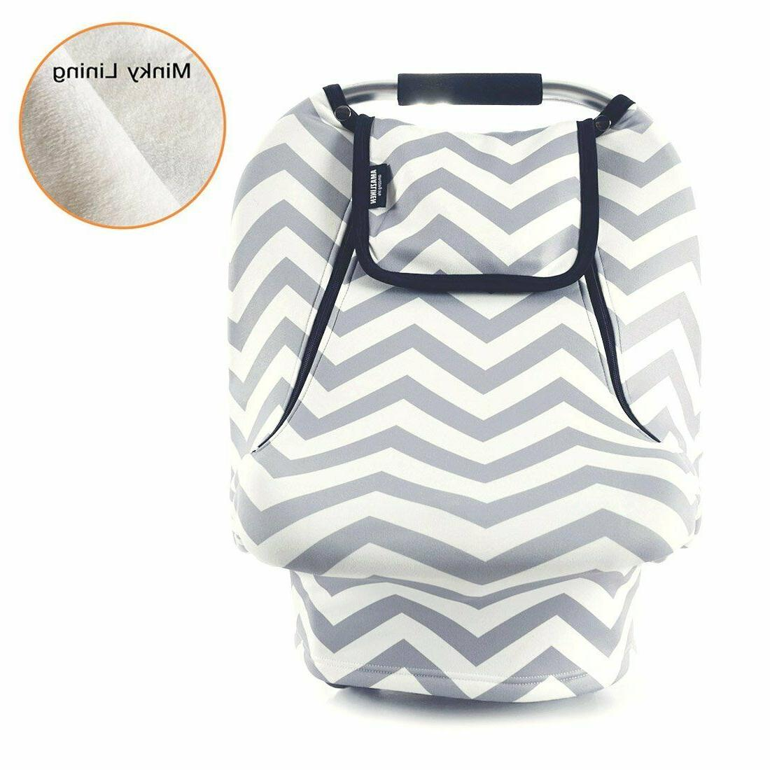 Baby Car Seat Cover Canopy Cover Universal