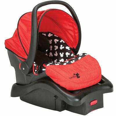 baby light n comfy luxe infant car