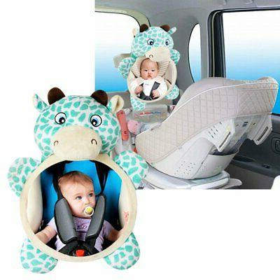 Baby Mirror Car Back Seat Cover for Infant Child Rear Ward S