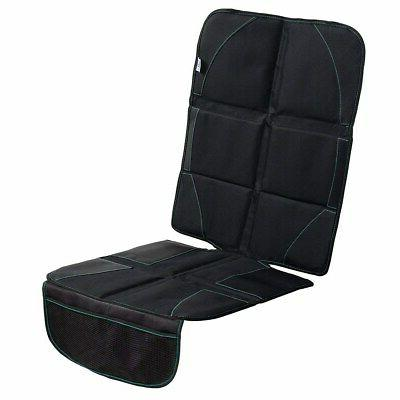 car seat protector storage mesh pockets carseat