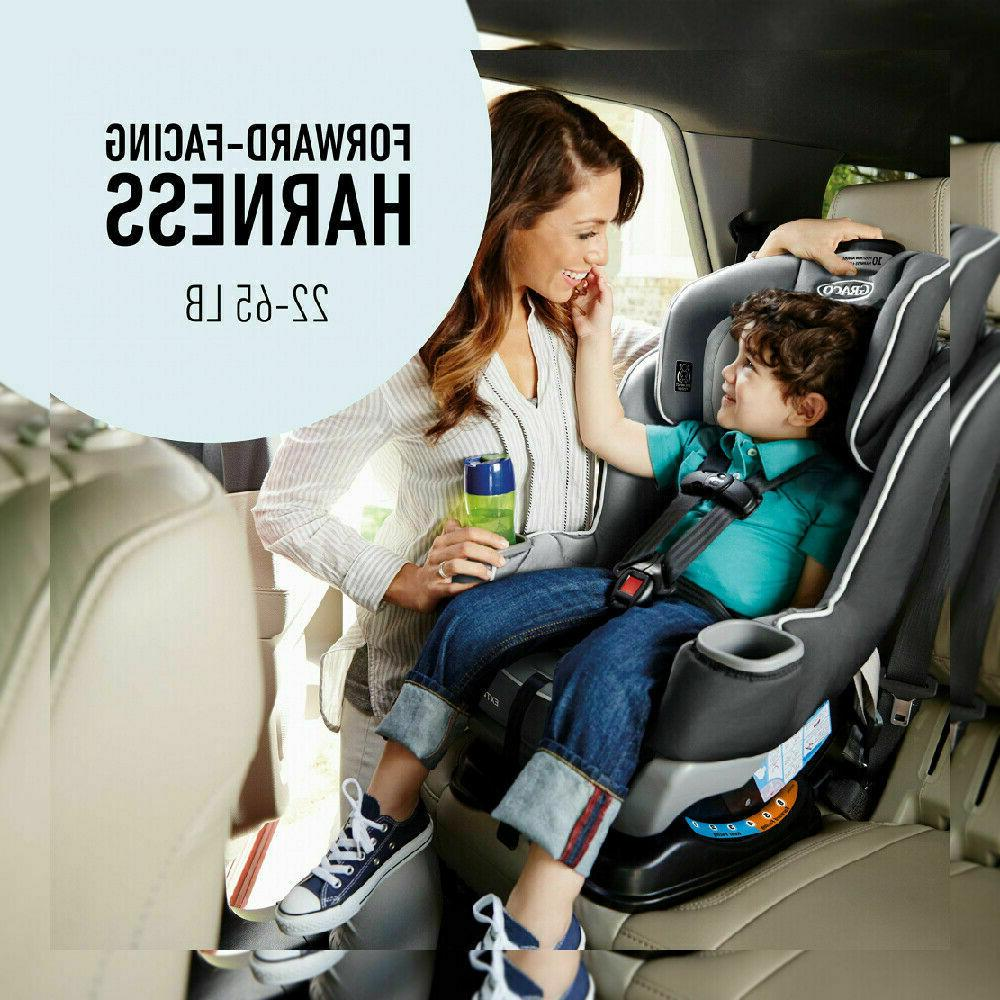 Graco Extend2Fit Seat Facing