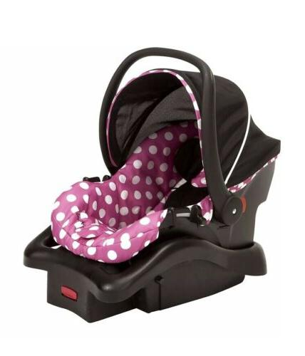 Light N Luxe Infant Minnie Dot 22 Pink