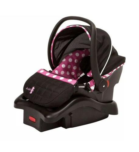 light n comfy luxe infant car seat
