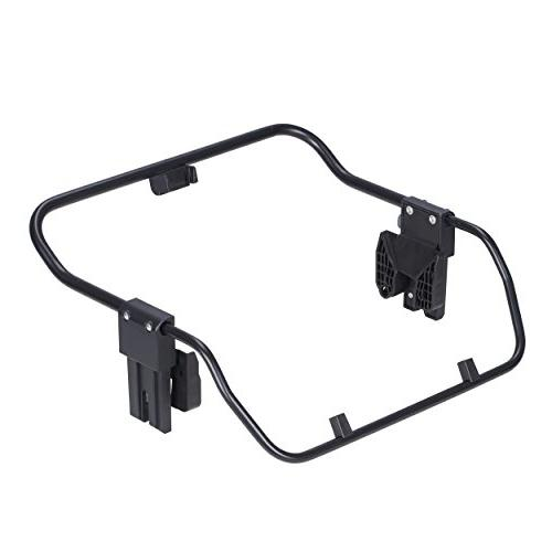 Evenflo Parallel Stroller Adapter for Infant Car Seats, Blac