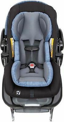 Baby Trend Secure Snap Tech 35 Infant Car Seat, Chambray