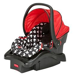 Disney Baby Mickey Mouse Light 'n Comfy Luxe Infant Car Seat