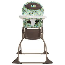 PORTABLE BABY HIGH CHAIR Folding Adjustable Infant Toddler F