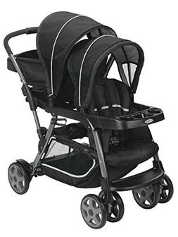 Graco Ready2Grow Click Connect Stand & Ride Stroller - Onyx